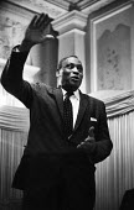 Black American singer and activist Paul Robeson visiting London, 1958 - Alan Vines - 1950s,1958,ACE,activist,activists,American,americans,Arts,author,authors,BAME,BAMEs,bass,bass singer,black,BME,bmes,campaign,campaigner,campaigners,campaigning,CAMPAIGNS,Culture,diversity,ethnic,ethni