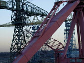 The cranes of Swan Hunter shipyard in Wallsend on the River Tyne are to be consigned to history following the closure of the yard. The cranes are being dismantled and exported to the Bharati Shipyard... - Mark Pinder - ,2000s,2007,capitalism,CLOSED,closing,closure,closures,deindustrialisation,Deindustrialization,EBF Economy,India,Indian,industrial decline,Industries,industry,Mangalore,nautical,Newcastle,producer,pro