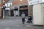 Closed shops, Shirebrook, Derbyshire - John Harris - 2010s,2016,age,ageing population,bought,buy,buyer,buyers,buying,closed,closed down,closing,closure,closures,commodities,commodity,communities,community,consumer,consumers,customer,customers,deindustri
