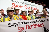 Tata Steel - Save Our Steel Campaign with Frances O'Grady, TUC conference Brighton. - Jess Hurd - 11-09-2016