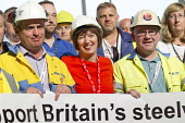 Tata Steel - Save Our Steel Campaign with Frances O'Grady, TUC conference Brighton. - Jess Hurd - 2010s,2016,Campaign,campaigning,CAMPAIGNS,Community Union,Conference,conferences,Congress,FEMALE,Frances O'Grady,GMB,member,member members,members,people,person,persons,Save Our Steel,Steel,steelTUC,s