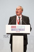 Paddy Lillis, Labour Party speaking TUC conference Brighton. - Jess Hurd - 2010s,2016,Conference,conferences,Congress,Labour Party,member,member members,members,MP,MPs,Paddy,Paddy Lillis,Party,POL,political,politician,politicians,Politics,SPEAKER,SPEAKERS,speaking,SPEECH,Tra