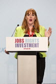 Angela Rayner MP speaking TUC conference Brighton. - Jess Hurd - 2010s,2016,Angela Rayner,Conference,conferences,Congress,FEMALE,Labour Party,member,member members,members,MP,MPs,people,person,persons,POL,political,politician,politicians,Politics,SPEAKER,SPEAKERS,s