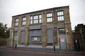 Closure and property redevelopment of Passing Clouds, a community music venue, Dalston, East London. - Jess Hurd - 11-09-2016