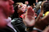 Diane Abbott MP as Jeremy Corbyn is elected leader of the Labour Party for a second time, Liverpool. - Jess Hurd - 2010s,2016,applauding,applause,BAME,BAMEs,BEMM,BEMMs,Black,BME,bmes,campaign,campaigning,CAMPAIGNS,conference,conferences,DEMOCRACY,diversity,elected,election,elections,ethnic,ethnicity,FEMALE,Jeremy