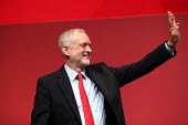 Jeremy Corbyn elected leader of the Labour Party for a second time, Liverpool. - Jess Hurd - 2010s,2016,campaign,campaigning,CAMPAIGNS,conference,conferences,DEMOCRACY,elected,election,elections,Jeremy Corbyn,Labour Party,leader,Leadership,Left,left wing,Leftwing,Liverpool,male,man,men,MP,MPs