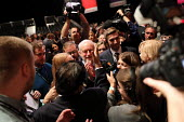 Jeremy Corbyn elected leader of the Labour Party for a second time, Liverpool. - Jess Hurd - ,2010s,2016,broadcast,broadcasting,camera,cameras,campaign,campaigning,CAMPAIGNS,CELEBRATE,CELEBRATING,celebration,celebrations,communicating,communication,conference,conferences,congratulating,DEMOCR
