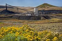 Oak Creek, Colorado, Coal loading facility, Peabody Energy Twentymile Mine - Jim West - 2010s,2016,capitalism,coal,Coal Industry,coal mine,coalfield,coalindustry,collieries,colliery,Colorado,EBF,Economic,Economy,energy,fossil fuel,Industries,industry,loading,mine,mineral extraction,mines