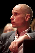 Stephen Kinnock MP, Labour Party conference Liverpool. - Jess Hurd - 2010s,2016,conference,conferences,Labour Party,Liverpool,MP,MPs,Party,POL,political,politician,politicians,Politics,Stephen Kinnock MP
