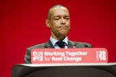 Clive Lewis MP speaking Labour Party conference Liverpool. - Jess Hurd - 2010s,2016,BAME,BAMEs,Black,BME,bmes,Clive Lewis MP,conference,conferences,diversity,ethnic,ethnicity,Labour Party,Labour Party conference,Liverpool,male,man,men,minorities,minority,MP,MPs,Party,peopl