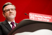 Barry Gardiner MP speaking Labour Party conference Liverpool. - Jess Hurd - 26-09-2016