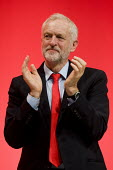 Jeremy Corbyn, Labour Party conference Liverpool. - Jess Hurd - 2010s,2016,applauding,applause,conference,conferences,Jeremy Corbyn,Labour Party,Labour Party conference,Liverpool,MP,MPs,Party,POL,political,politician,politicians,Politics