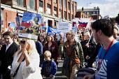 Protest against the closure of Liverpool Womens Hospital, The World Transformed, Black-E, Liverpool - connor matheson - 25-09-2016