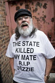 Ricky Tomlinson on his 77th Birthday, Haldane Society fringe meeting, Labour Party Conference, on The State and Political Policing - Jess Hurd - 26-09-2016