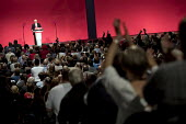 Jeremy Corbyn speaking, Labour Party Conference, Liverpool - Jess Hurd - 2010s,2016,applauding,applause,audience,AUDIENCES,Conference,conferences,delegate,delegates,Jeremy Corbyn,Labour Party,Labour Party Conference,Left,left wing,Leftwing,Liverpool,Liverpool.,Party,POL,po