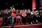 Jeremy Corbyn speaking, Labour Party Conference, Liverpool. - Jess Hurd - 2010s,2016,applauding,applause,audience,AUDIENCES,Conference,conferences,delegate,delegates,Jeremy Corbyn speaking,Labour Party,Labour Party Conference,Liverpool.,Party,POL,political,POLITICIAN,POLITI