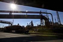 Torpedo ladle, Tata Steel Port Talbot, South Wales. - Jess Hurd - 22-09-2016
