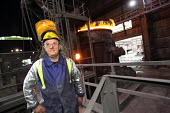 Steelworker, Tata Steel Port Talbot, South Wales - Jess Hurd - 23-09-2016