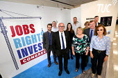 Prospect delegation photo at TUC conference Brighton, TUC conference Brighton. - Jess Hurd - 12-09-2016