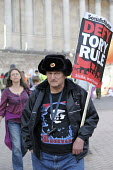 Anti austerity Protest, Tories Out, Austerity has Failed, Victoria Square, Birmingham - John Harris - 02-10-2016