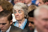 Conservative Party conference Birmingham. - Jess Hurd - 2010s,2016,age,ageing population,asleep,Birmingham,conference,conferences,CONSERVATIVE,Conservative Party,Conservative Party conference,conservatives,elderly,FEMALE,old,Party,people,person,persons,POL