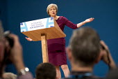 Theresa May speaking Conservative Party conference Birmingham. - Jess Hurd - 2010s,2016,Birmingham,conference,conferences,CONSERVATIVE,Conservative Party,Conservative Party conference,conservatives,FEMALE,MP,MPs,Party,people,person,persons,POL,political,politician,politicians,