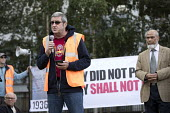 Alex Kenny NUT speaking 80th Anniversary of the Battle of Cable Street, Tower Hamlets, East London. - Jess Hurd - 09-10-2016