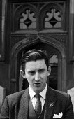 David Steel Liberal MP at Parliament following his victory in the March 1965 bye-election. At the age of 27 he was then the youngest Member of Parliament at The House of Commons known as The Baby of t... - Romano Cagnoni - ,1960s,1965,age,BABIES,Baby,communicating,communication,conversation,conversations,David Steel,dialogue,discourse,discuss,discusses,discussing,discussion,House,houses,Liberal,Liberal Party,liberals,Me