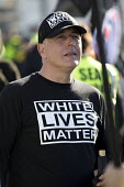 Paul Pitt, South East Alliance leads racist White Lives Matter protest, Margate, Kent. - Jess Hurd - 2010s,2016,activist,activists,Anti racist,bigotry,CAMPAIGN,campaigner,campaigners,CAMPAIGNING,CAMPAIGNS,DEMONSTRATING,Demonstration,DEMONSTRATIONS,DISCRIMINATION,EDL,English Defence League,equal,equal