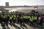 Racist White Lives Matter protest, Margate, Kent - Jess Hurd - 2010s,2016,activist,activists,adult,adults,Anti racist,bigotry,CAMPAIGN,campaigner,campaigners,CAMPAIGNING,CAMPAIGNS,CLJ,DEMONSTRATING,Demonstration,DEMONSTRATIONS,DISCRIMINATION,EDL,English Defence L