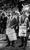 Protest against British involvement in the Vietnam war, Southampton 1967 - Patrick Eagar - 27-06-1967