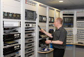 Video tape library at LWT's studios on London's South Bank - Stefano Cagnoni - 23-06-2008