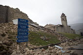 Norcia, hit by a huge earthquake, Umbria, Italy - Jess Hurd - 07-11-2016