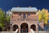 Leadville, Colorado, USA The National Mining Hall of Fame Museum - Jim West - 2010s,2016,ACE,autumn,AUTUMNAL,capitalism,Colorado,Culture,extracting,fall,Heritage,historic,Industries,industry,Leadville,mine,miner,mineral extraction,miners,MINER'S,mines,mining,mining museum,museu