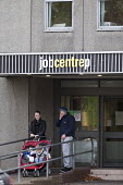 Jobcentre Plus, Leamington Spa, Warwickshire - John Harris - 2010s,2016,adult,adults,boy,boys,centre,centres,child,CHILDHOOD,children,couple,COUPLES,EARLY YEARS,EBF,Economic,Economy,employee,employees,Employment,families,FAMILY,female,females,girl,girls,infancy