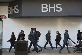 Closed BHS store, Oxford Street, London. - Philip Wolmuth - 25-11-2016