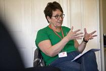 FBU National Women's School, Wortley Hall. , Sheffield - John Harris - 2010s,2016,Adult Education,communicating,communication,conversation,conversations,dialogue,discourse,discuss,discusses,discussing,discussion,EDU,educate,educating,Education,educational,equal rights,eq