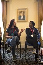 FBU National Womens School, Wortley Hall. , Sheffield - John Harris - 2010s,2016,Adult Education,BAME,BAMEs,black,BME,bmes,communicating,communication,conversation,conversations,dialogue,discourse,discuss,discusses,discussing,discussion,diversity,EDU,educate,educating,E