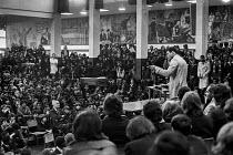 Muhammad Ali visiting UK 1974 and 1975