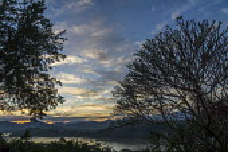 Laos, Sunsetover the Mekong River, Luang Prabang - David Bacon - 2010s,2015,Asia,asian,asians,country,countryside,ENI,environment,Environmental Issues,Lao,Laos,Laotian,Laotians,Luang Prabang,Mekong River,mountains,nature,outdoors,outside,river,rivers,rural,Southeas