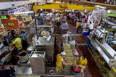 San Juan de Dios Municipal Market, Mexico - David Bacon - 02-12-2016