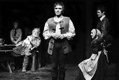 RSC production of When Thou Art King, Aldwych Theatre, London, 1970. Michael Williams as Henry, centre stage - Chris Davies - 25-08-1970