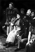 Vanessa Redgrave in Cato Street by Robert Shaw, Young Vic Theatre, London 1971 - Chris Davies - 1970s,1971,ACE,act,acting,actor,actor actors,actors,actress,actresses,Arts,cities,city,Culture,drama,DRAMATIC,FEMALE,London,people,person,persons,play,PLAYING,plays,stage,Street,Theatre,THEATRES,urban