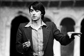 Bill Bryden directing Il Campiello by Carlo Goldoni, National Theatre, London, 1976 - Chris Davies - 1970s,1976,ACE,adult,adults,Arts,Bill Bryden,cities,city,Culture,directing,director,directors,drama,DRAMATIC,London,MATURE,play,PLAYING,plays,stage,Theatre,THEATRES,urban