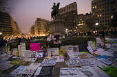USA, Women's March on Washington DC. Over a million protest against Donald Trump on his first day as President - Jess Hurd - 21-01-2017