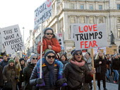 London Women's March against the Presidency of Donald Trump - Stefano Cagnoni - 21-01-2017
