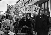 1975 Australian constitutional crisis, actress Miriam Karlin, Australian Labor Party protest, London, opposing the dismissal of the Labor Party government of Gough Whitlam by Governor General Sir John... - Martin Mayer - 1970s,1975,activist,activists,actress,actresses,Australian Labor Party,CAMPAIGN,campaigner,campaigners,CAMPAIGNING,CAMPAIGNS,crisis,DEMONSTRATING,Demonstration,DEMONSTRATIONS,dismissal,Equal Rights,eq