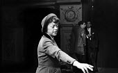 Theatre Workshop Director Joan Littlewood at rehearsals for Fings Aint What They Used To Be, Theatre Royal Stratford East London 1959 - Alan Vines - 04-02-1959