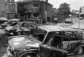 Broadwater Farm Riot London 1985