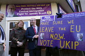 Paul Nuttall UKIP By Election, Stoke on Trent Central, Staffordshire - John Harris - 2010s,2017,Brexit,by election,campaign,campaigning,CAMPAIGNS,candidate,candidates,DEMOCRACY,election,elections,eurosceptic,Euroscepticism,eurosceptics,Far Right,Far Right,male,man,men,Paul Nuttall,peo